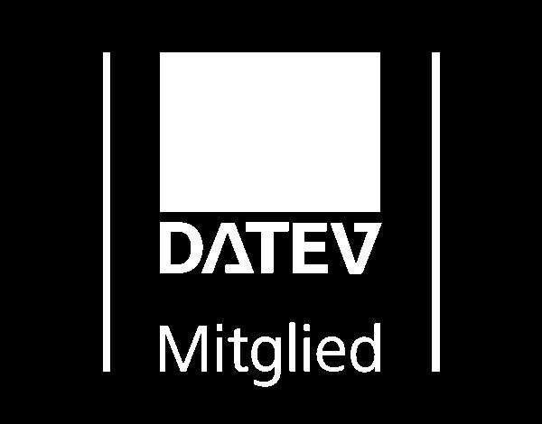 Datev Logo weiss